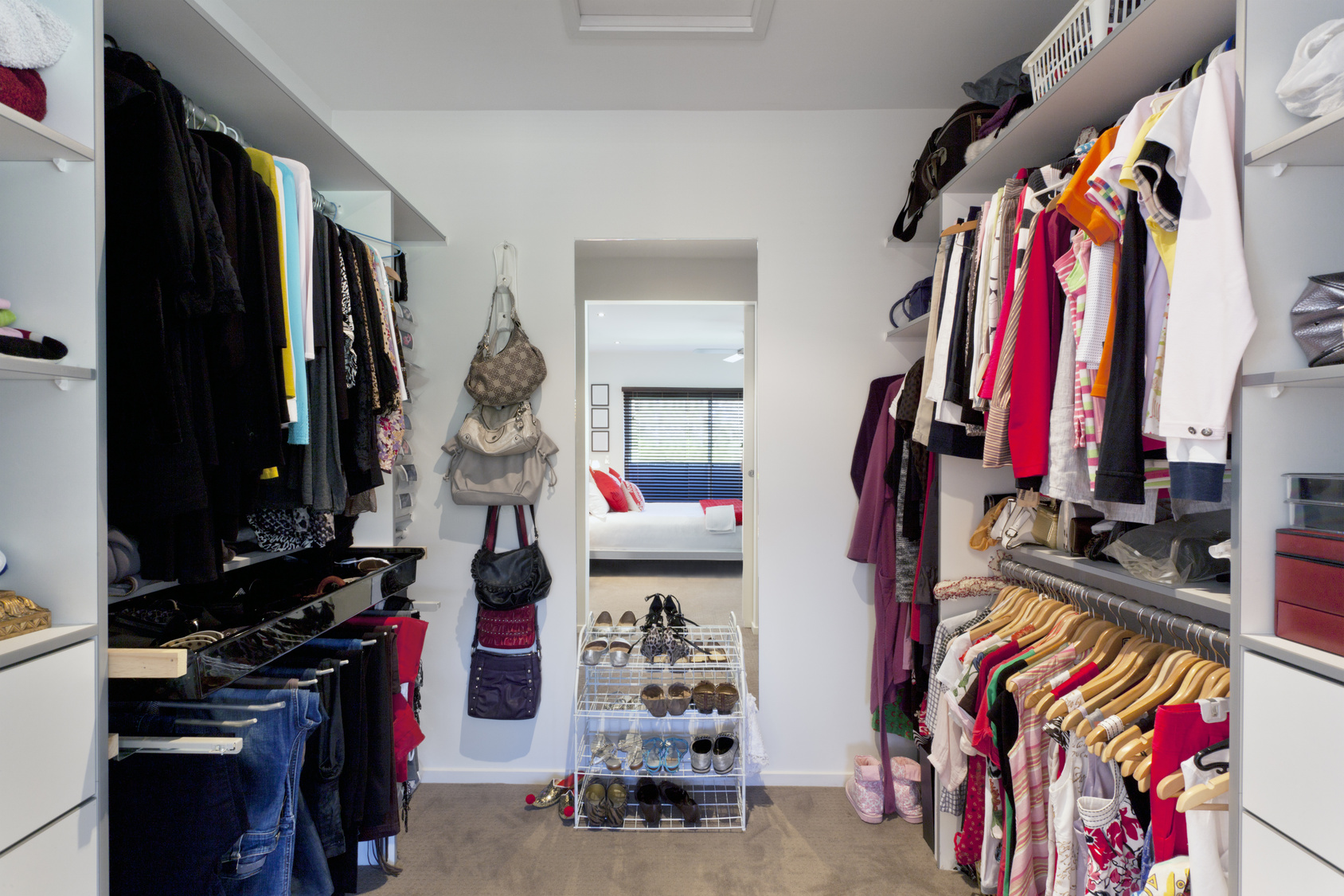 professional closet organizer | Saving One's Sanity