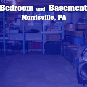 Bedroom and basement organizing Morrisville PA | Saving One's Sanity